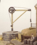 214 Ratio: TRACKSIDE ACCESSORIES  Yard Crane